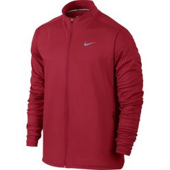 Bluzy męskie: bluza do biegania męska NIKE DRI-FIT THERMAL FULL ZIP / 683582-657 – NIKE DRI-FIT THERMAL FULL ZIP