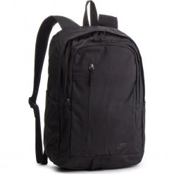 Plecak NIKE - BA5532 010. Czarne plecaki męskie Nike, z materiału. Za 119,00 zł.