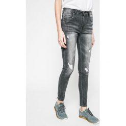 Answear - Jeansy Uu Your Only Limit. Szare jeansy damskie marki ANSWEAR. W wyprzedaży za 69,90 zł.