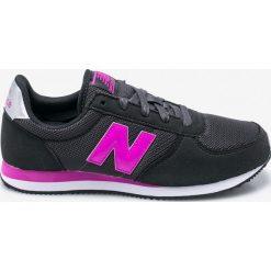 Buty sportowe dziewczęce: New Balance – Buty KL220BPY