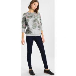 Bluzy rozpinane damskie: Soyaconcept OSHA  Bluza dusky green combi