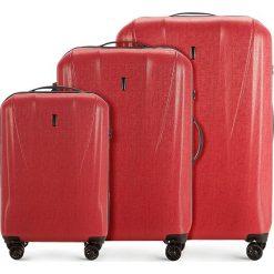 Walizki: 56-3P-96S-30 Zestaw walizek