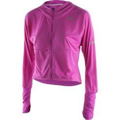 Bluzy sportowe damskie: bluza do biegania damska ADIDAS PURE X JACKET / AX7600