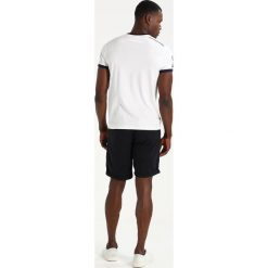 Koszulki polo: U.S. Polo Assn. USPA SPORT TEE Tshirt z nadrukiem white