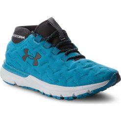 Buty UNDER ARMOUR - Ua W Charged Reactor Run 1298682-300 Byu/Ocg/Blk. Niebieskie buty do biegania damskie marki Under Armour, z materiału. W wyprzedaży za 359,00 zł.