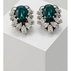 Anton Heunis GEMCLUSTER BUTTON EARRINGS Kolczyki emerald/opaque colours. Szare kolczyki damskie Anton Heunis. Za 399,00 zł.
