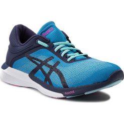 Buty ASICS - FuzeX Rush T768N  Diva/Indigo Blue/White 4349. Niebieskie buty do biegania damskie marki Asics, z materiału, asics fuzex. W wyprzedaży za 309,00 zł.