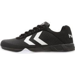 Hummel ROOT PLAY Obuwie treningowe black. Czarne buty sportowe męskie marki Hummel, z gumy. W wyprzedaży za 177,65 zł.