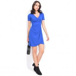 Fille Du Couturier Sukienka Damska Tango 36 Niebieski. Czerwone sukienki Fille Du Couturier. Za 299,00 zł.