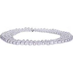 Naszyjniki damskie: Naszyjnik z perłami – (D)56 cm