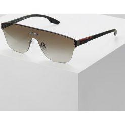Okulary przeciwsłoneczne męskie: Prada Linea Rossa Okulary przeciwsłoneczne gunmetal/green gradient