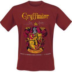 Harry Potter Gryffindor - Quidditch T-Shirt czerwony. Czerwone t-shirty męskie Harry Potter, xl. Za 74,90 zł.