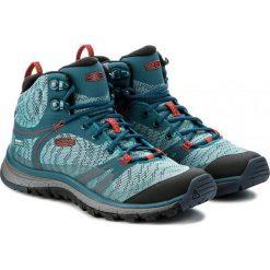 Buty trekkingowe damskie: Keen Buty trekkingowe TERRADORA MID WP kolor niebieski r. 40 (TERRADMW-WN-BCFR)
