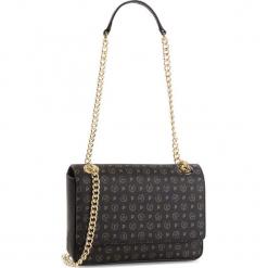 Torebka POLLINI - TE8413PP03Q1100A Nero/Vit. Nero. Czarne torebki klasyczne damskie Pollini, ze skóry ekologicznej. W wyprzedaży za 619,00 zł.