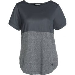 The North Face INLUX Tshirt basic vanadis grey. Niebieskie t-shirty damskie The North Face, s, z elastanu. Za 199,00 zł.