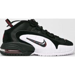 Nike Sportswear - Buty Air Max Penny. Szare buty skate męskie Nike Sportswear, z materiału, na sznurówki. W wyprzedaży za 599,90 zł.