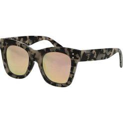 Okulary przeciwsłoneczne damskie: Vans Sunny Dazy Okulary przeciwsłoneczne cętki (lampart)