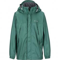 """Kurtka funkcyjna """"PreCip"""" w kolorze zielonym. Zielone kurtki chłopięce marki Marmot Kids, z materiału. W wyprzedaży za 152,95 zł."""