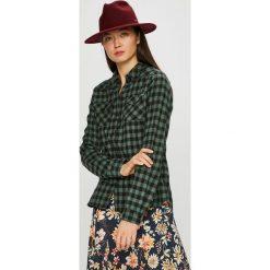 Noisy May - Koszula. Szare koszule wiązane damskie Noisy May, l, z długim rękawem. W wyprzedaży za 99,90 zł.