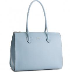 Torebka FURLA - Pin 963123 B BMI3 OAS Fiordaliso e. Niebieskie torebki klasyczne damskie marki Furla, ze skóry. Za 1249,00 zł.
