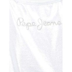 Stroje jednoczęściowe dziewczęce: Pepe Jeans – Strój kąpielowy dziecięcy Metal 116-180 cm