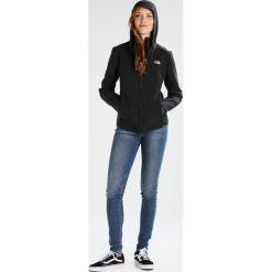 The North Face MOTILI Kurtka Softshell black. Różowe kurtki damskie softshell marki The North Face, m, z nadrukiem, z bawełny. W wyprzedaży za 454,30 zł.