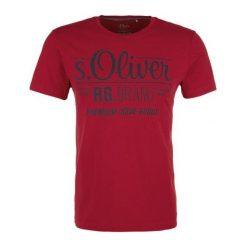 T-shirty męskie: S.Oliver T-Shirt Męski L Zielony