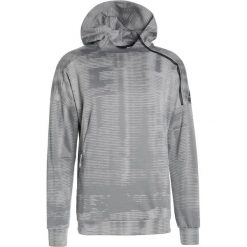 Bluzy męskie: adidas Performance PULSE Bluza z kapturem grey three