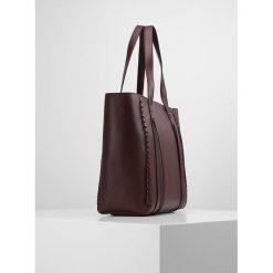 Shopper bag damskie: AllSaints Torba na zakupy burgundy red