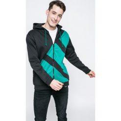 Adidas Originals - Bluza. Szare bluzy męskie rozpinane adidas Originals, l, z bawełny, z kapturem. W wyprzedaży za 299,90 zł.