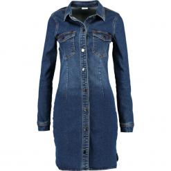 Sukienki hiszpanki: JDY JDYSANNA DRESS Sukienka jeansowa medium blue