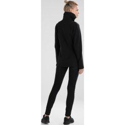 Luhta LOTTA Kurtka Outdoor black. Czarne kurtki damskie Luhta, z elastanu, outdoorowe. W wyprzedaży za 356,85 zł.
