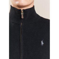 Swetry rozpinane męskie: Polo Ralph Lauren LORYELLE  Kardigan black
