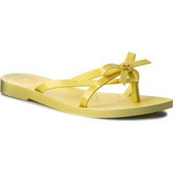 Chodaki damskie: Japonki ZAXY - Fresh Top Fem 82089 Yellow 90114 W285068
