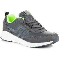 Sznurowane obuwie  NEVA. Szare buty sportowe męskie AX BOXING, na sznurówki. Za 109,00 zł.