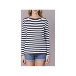T-shirty z długim rękawem Petit Bateau  MOURDE. Białe t-shirty damskie Petit Bateau, l. Za 143,20 zł.