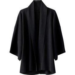 Kardigany damskie: Sweter rozpinany typu kimono, lyocell