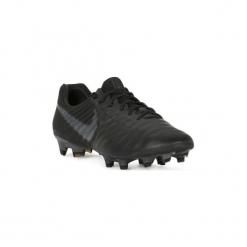 Buty do piłki nożnej Nike  LEGEND 7 ELITE FG. Czarne halówki męskie Nike, do piłki nożnej. Za 918,06 zł.