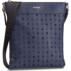 Torebka MONNARI - BAG3750-013 Navy. Niebieskie torebki klasyczne damskie Monnari, ze skóry ekologicznej. W wyprzedaży za 159,00 zł.