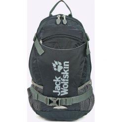 Jack Wolfskin - Plecak Velocity 12 L. Czarne plecaki męskie marki Jack Wolfskin, w paski, z materiału. Za 219,90 zł.