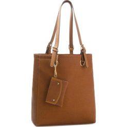 Torebka JENNY FAIRY - RC8681E Camel. Brązowe torebki klasyczne damskie Jenny Fairy, ze skóry ekologicznej. Za 119,99 zł.