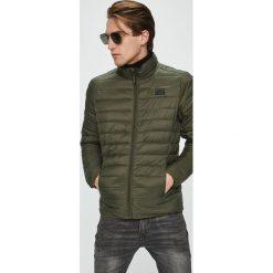 Blend - Kurtka. Brązowe kurtki męskie pikowane marki Blend, l, z bawełny, bez kaptura. Za 169,90 zł.
