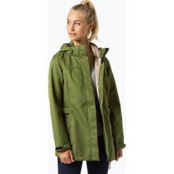 Marie Lund - Kurtka damska typu softshell, zielony. Zielone bomberki damskie Marie Lund, z softshellu. Za 449,95 zł.