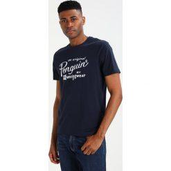 T-shirty męskie z nadrukiem: Original Penguin GRAPHIC Tshirt z nadrukiem dark sapphire