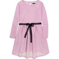 Sukienki dziewczęce: Sukienka z podwyższoną talią i wstążką dla dziewczynki 9-13 lat