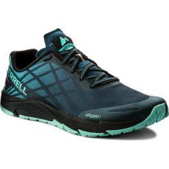 Buty MERRELL - Bare Access Flex J12555  Legion Blue. Niebieskie buty do biegania męskie Merrell, z materiału. W wyprzedaży za 239,00 zł.