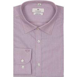 Koszula winberg 1855 długi rękaw slim fit bordo. Różowe koszule męskie jeansowe Recman, na lato, m, z aplikacjami, z klasycznym kołnierzykiem, z długim rękawem. Za 69,99 zł.