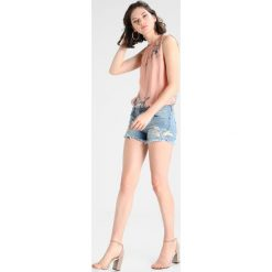 Bermudy damskie: Kaporal LIO Szorty jeansowe destroyed denim
