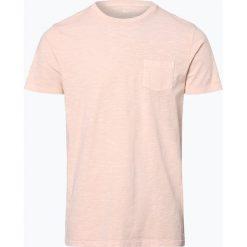 T-shirty męskie: Nils Sundström – T-shirt męski, różowy