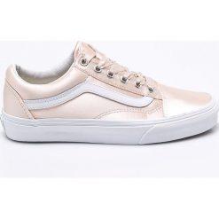 Vans - Tenisówki. Szare tenisówki damskie marki Vans, z gumy. W wyprzedaży za 269,90 zł.